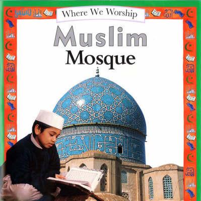 Muslim Mosque by Angela Wood