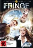 Fringe - The Complete 3rd Season DVD