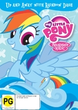 My Little Pony: Friendship is Magic - Up and Away with Rainbow Dash DVD
