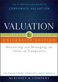 Valuation by McKinsey & Company Inc