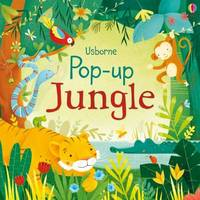 Pop-Up Jungle by Fiona Watt
