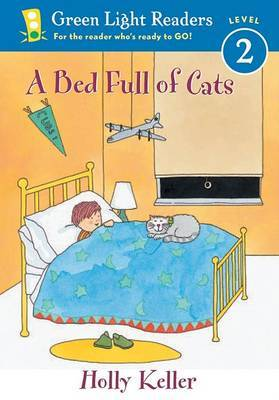 Bed Full of Cats by Holly Keller image