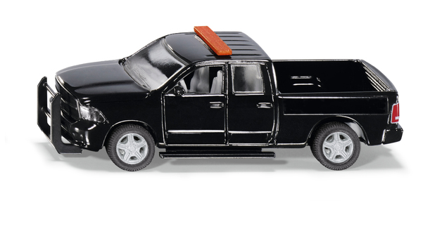 Siku: 1:50 Dodge RAM 1500 US Police Ute