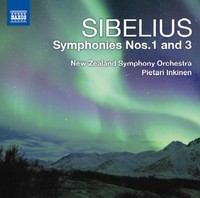 Symphonies Nos. 1 and 3 by New Zealand Symphony Orchestra