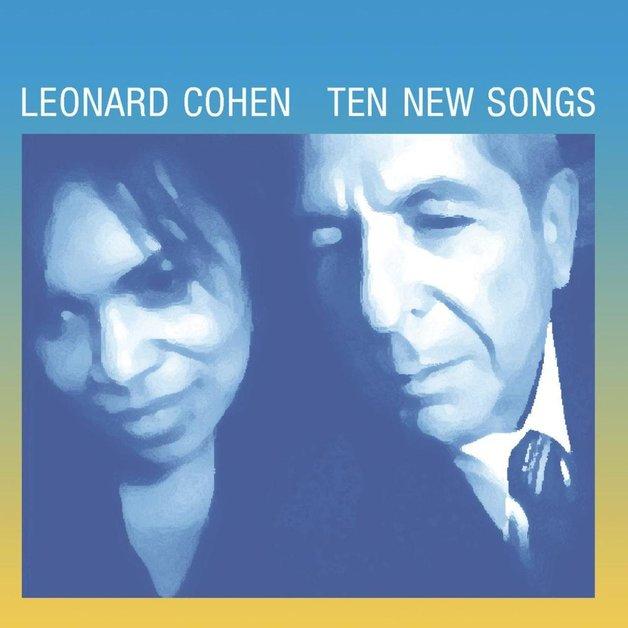 Ten New Songs (LP) by Leonard Cohen
