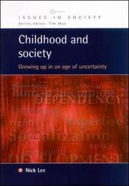 CHILDHOOD AND SOCIETY by Nick Lee image