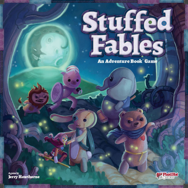 Stuffed Fables - Board Game