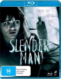 Slender Man on Blu-ray