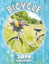 Bicycle 2019 Calendar by Wall Publishing