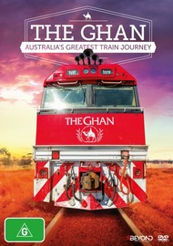 The Ghan: Australia's Greatest Train Journey on DVD