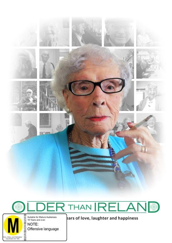 Older Than Ireland on DVD