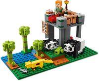 LEGO Minecraft: The Panda Nursery - (21158)