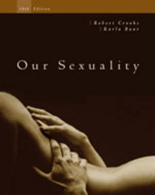 Our Sexuality by Robert L Crooks image