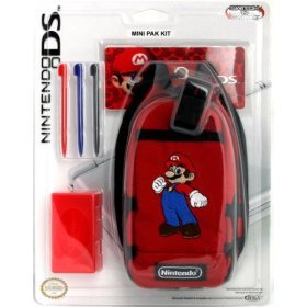Mario Mini Pak Kit for Nintendo DS