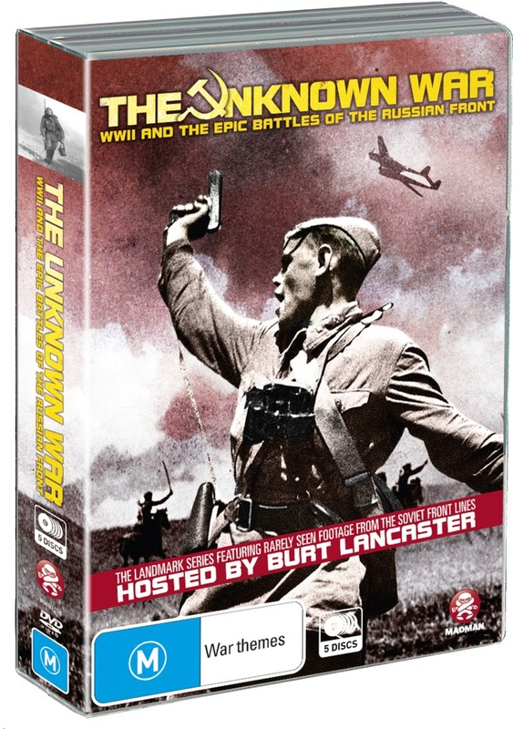 The Unknown War on DVD