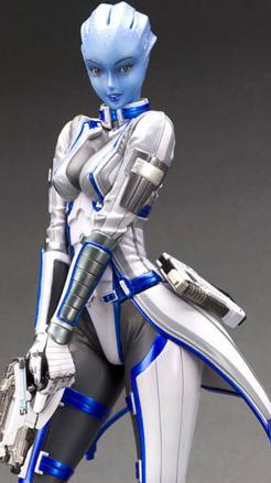 Mass Effect Liara Tsoni Bishoujo 1:7 Figure (Gaming Bishoujo series)