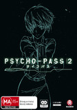 Psycho-pass - The Complete Season 2 on DVD