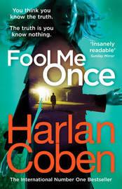 Fool Me Once by Harlan Coben image
