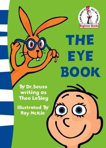 The Eye Book by Seuss image