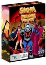 She-Ra - Princess Of Power: Season 1 - Vol. 2 (6 Disc Box Set) on DVD