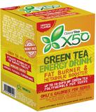 Green Tea X50 - Tropical (30 Sachets)