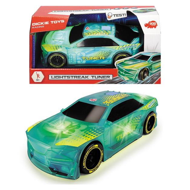 Dickie Toys - Lightstreak Tuner
