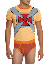 Masters of The Universe He-Man Underoos Set - Small