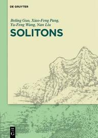Solitons by Boling Guo