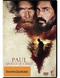Paul: Apostle of Christ on DVD