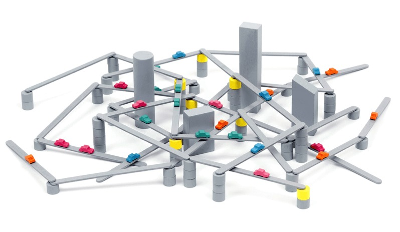 Tokyo Highway - Board Game image