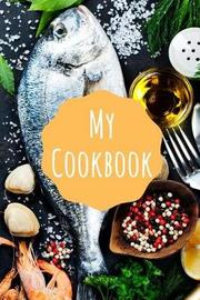 My Cookbook by Recipe Journal