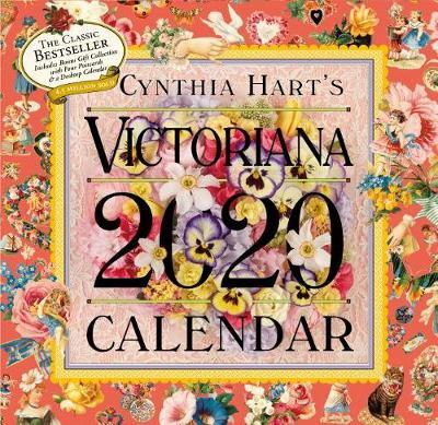 2020 Cynthia Harts Victoriana Calendar Wall Calendar by Cynthia Hart