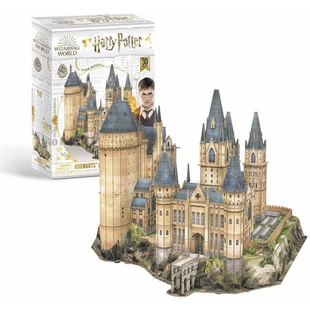 Cubic Fun: 3D Harry Potter Puzzle - Hogwarts Astronomy Tower