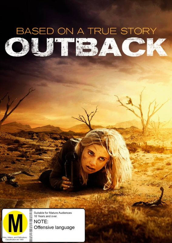 Outback on DVD
