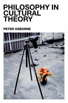 Philosophy in Cultural Theory by Peter Osborne image