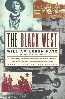 The Black West by William Loren Katz image