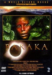 Baraka - Special Edition (2 Disc) on DVD