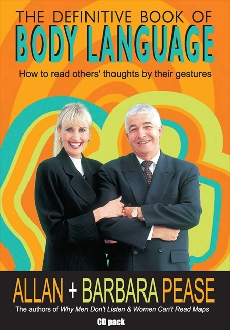 The Definitive Book of Body Language (Unabridged) by Allan Pease