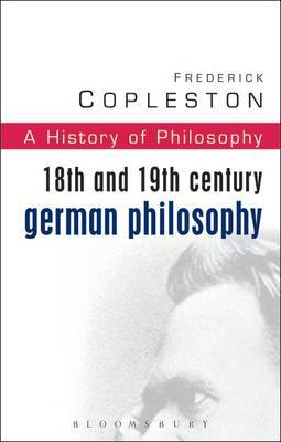 History of Philosophy: Vol 7 by Frederick C Copleston