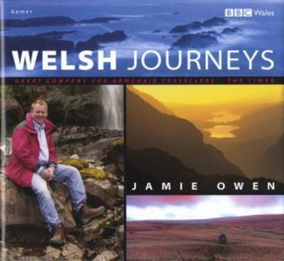 Welsh Journeys by Jamie Owen image