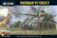 British Sherman Firefly VC