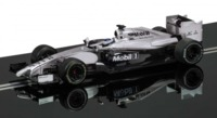 Scalextric: DPR F1 '14 McLaren J.Button - Slot Car