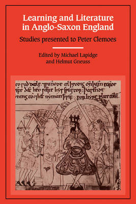 Learning and Literature in Anglo-Saxon England image