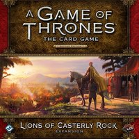Game of Thrones LCG: Lions of Casterly Rock - Expansion Set