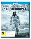 Interstellar on Blu-ray