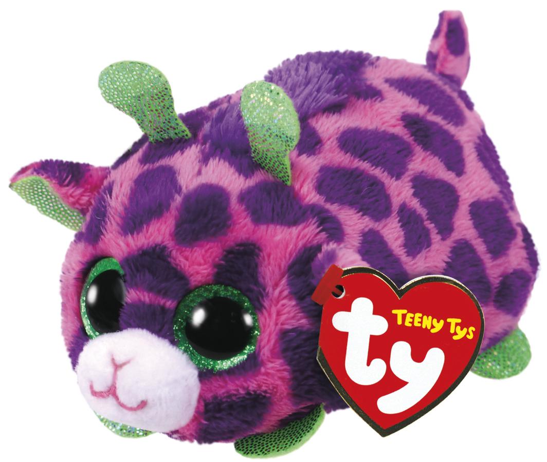 Ty Teeny: Ferris Giraffe - Small Plush image