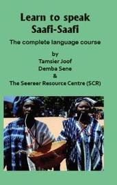Learn to speak Saafi-Saafi by Tamsier Joof