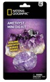 National Geographic: Amethyst Mini-Dig Kit