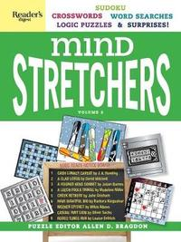 Reader's Digest Mind Stretchers Puzzle Book Vol. 3