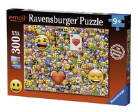 Ravensburger : Emoji Puzzle 300pc